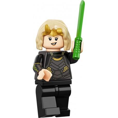 LEGO® Minifig Série Marvel Studios - Sylvie - 71031
