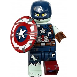 LEGO® Minifig Marvel Studios Series - Zombie Captain America - 71031