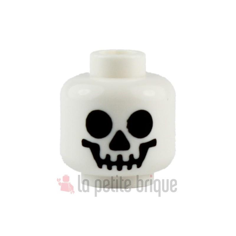 Caisse /& Os NEW Lego ® Accessoire Pirate Minifig Figurine Squelette