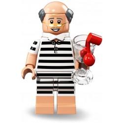 LEGO Minifig - Alfred Pennyworth en vacances