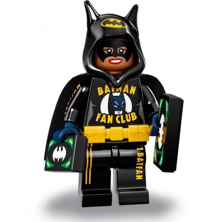LEGO Minifig - Soccer Mom Batgirl 71020