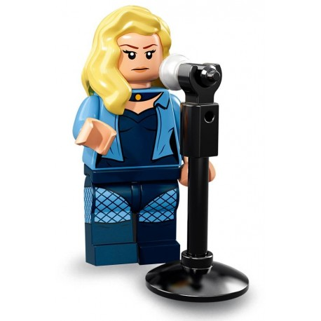 LEGO Minifig 71020 - Black Canary