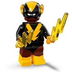 LEGO Minifig 71020 - Black Vulcan