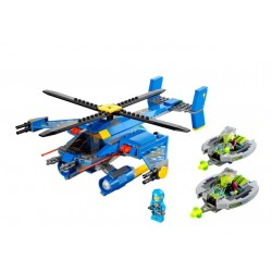 7067 - Jet-Copter Encounter