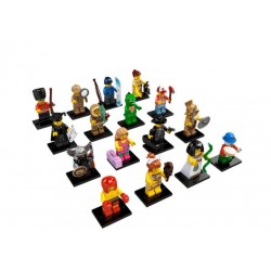 Serie 5 - 16 minifigures - 8805
