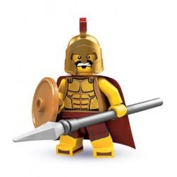 un guerrier spartiate