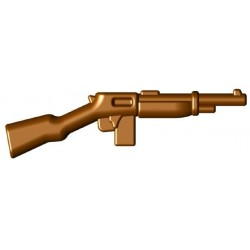 Reddish Brown Gangster Rifle