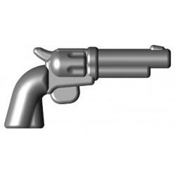 Pistolet Six Coups Pearl Dark Gray