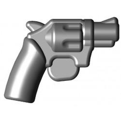"""Revolver """"Snub Nose"""" Pearl Dark Gray"""
