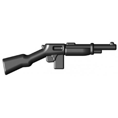 Fusil de bandit noir