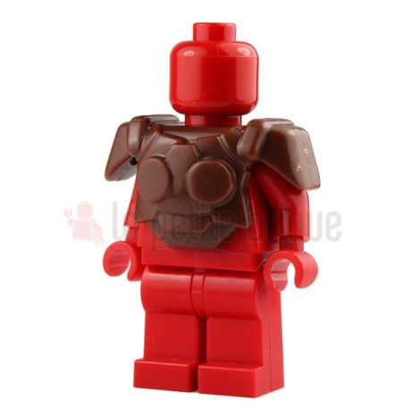 Armure Resistance Trooper Reddish Brown
