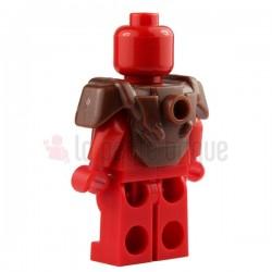 Reddish Brown Resistance Trooper Armor