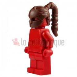 Reddish Brown Assassin Mask