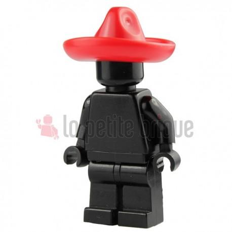 Sombrero rouge