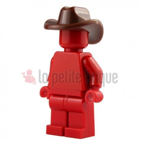 Reddish Brown Cowboy Hat