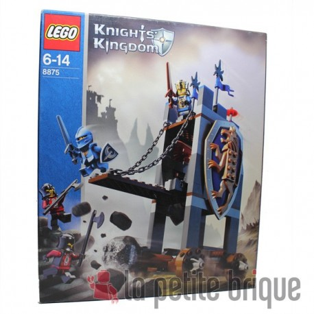 8875 - King's Siege Tower