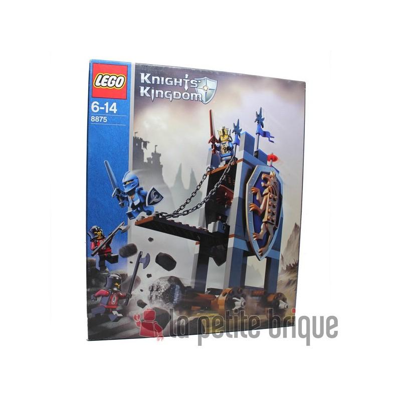 8875 Kings Siege Tower La Petite Brique Le Spécialiste De La