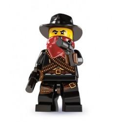 LEGO Minifig Serie 6 - 8827 - le bandit