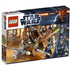 LEGO STAR WARS 9491 - Geonosian Cannon (chez La Petite Brique le spécialiste de la minifig)