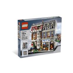 LEGO 10218 - l'animalerie (bâtiment modulaire)