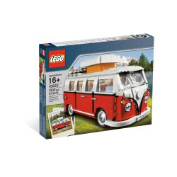 LEGO 10220 - le combi VW - le camping-car Volkswagen