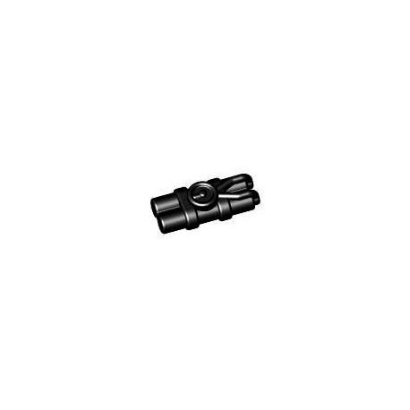BrickWarriors LEGO Custom minifig accessoires Bombe à retardement (noir)
