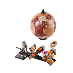 9675 - Sebulba's Podracer & Tatooine