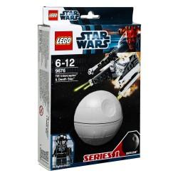 9675 - TIE Interceptor & Death Star