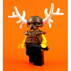 Lego Brick Warriors Custom Accessoires Antlers