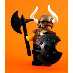 Lego Brick Warriors Custom Accessoires Ram Horns