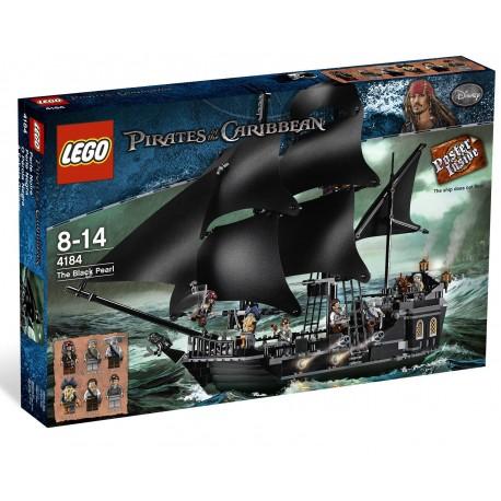 LEGO Pirates des Caraibes 4184 - Le Black Pearl