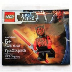 Lego Poly Bag Star Wars Darth Maul 6005188
