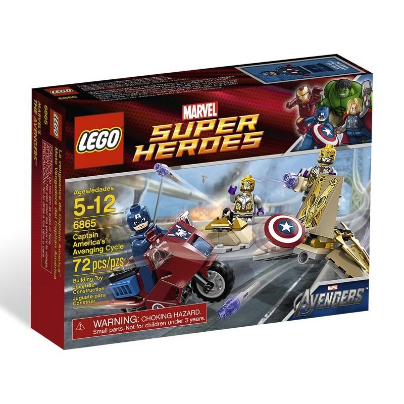 Série Marvel 500 MARVEL 7 la vengeance Figure