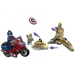 La vengeance de Captain America