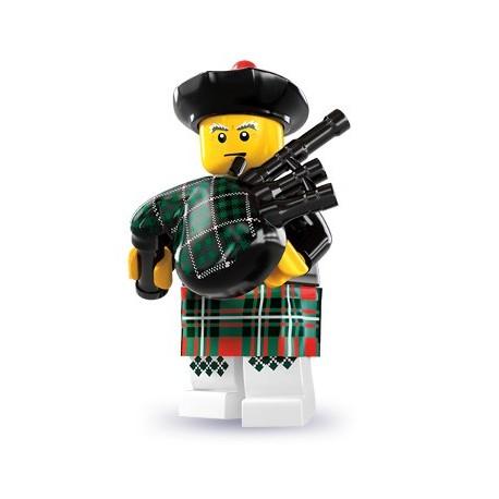 LEGO Minifig Serie 7 - 8831 - le joueur de cornemuse