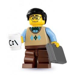 LEGO Minifig Serie 7 - 8831 - le programmateur informatique