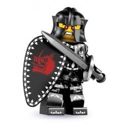 LEGO Minifig Serie 7 - 8831 - le chevalier maléfique (La Petite Brique)
