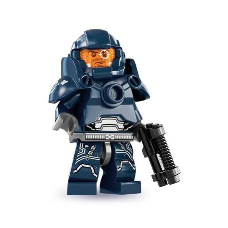 LEGO Minifig Serie 7 - 8831 - le garde galactique (La Petite Brique)