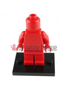 LEGO Accessoires socle minifig noir