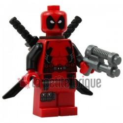 LEGO Super Heroes Deadpool sh032 (La Petite Brique)