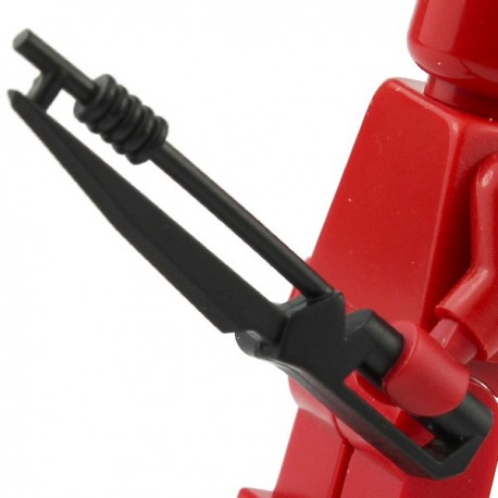 Lego Custom Armes Star Wars CLONE ARMY CUSTOMS Vibroblade (noir) (La Petite Brique)