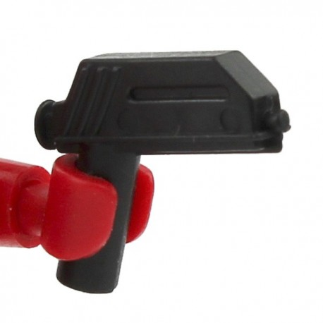 Lego Custom Armes Star Wars CLONE ARMY CUSTOMS DC-17 Pistol (noir) (La Petite Brique)