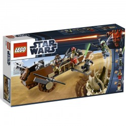 Lego Star Wars 9496 - Desert Skiff (La Petite Brique)