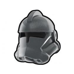 Silver Commander Helmet