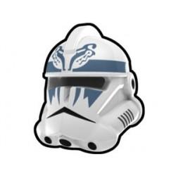 Lego Custom Arealight White Boost Helmet (La Petite Brique)