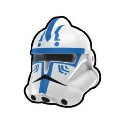 Lego Custom Arealight White Hardcase Helmet (La Petite Brique)