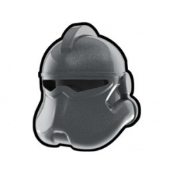 Lego Custom Arealight Silver Neyo Helmet (La Petite Brique)