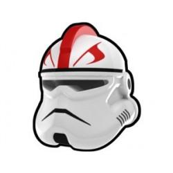 White Captain Fordo Helmet