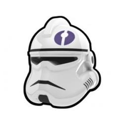 White Clone Assassin Helmet