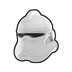 White Neyo Helmet